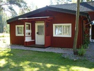 Ferienhaus Holsbybrunn für 4 Personen mit 2 Schlafzimmern - Ferienhaus