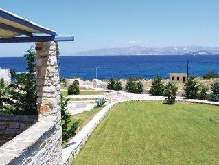 3 bedroom accommodation in Ampela, Paros