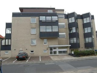 Ferienwohnung Cuxhaven fur 2 - 3 Personen mit 1 Schlafzimmer - Ferienwohnung
