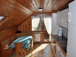 Ferienwohnung 2, 40qm, 1 Schlafzimmer, max. 3 Personen
