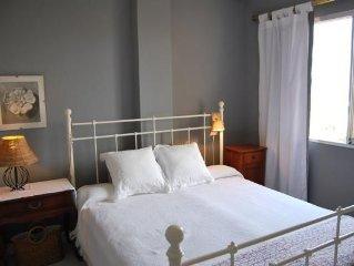 Ferienwohnung Bajamar fur 4 Personen mit 2 Schlafzimmern - Ferienwohnung