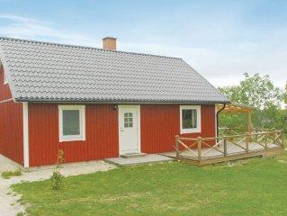 3 bedroom accommodation in Åsensbruk