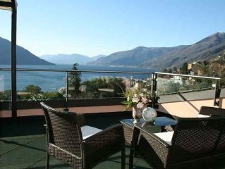 Apartment Brissago for 6 - 8 people 4 bedroom - A