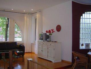 Ferienwohnung 4, 90qm, 2 Schlafzimmer, max. 6 Personen