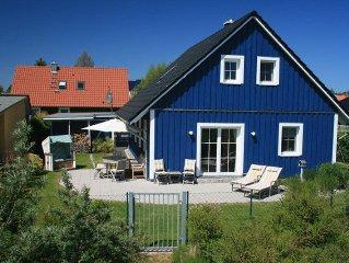 Ferienhaus 'Nordic Blue' - Ferienhaus 'Nordic Blue' Zinnowitz