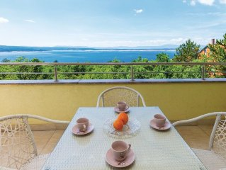 3 bedroom accommodation in Crikvenica
