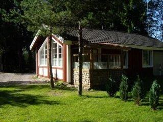 Ferienhaus Holsbybrunn fur 5 Personen mit 2 Schlafzimmern - Ferienhaus