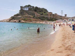 3 bedroom accommodation in Tossa de Mar