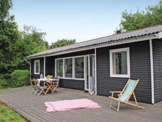 2 bedroom accommodation in Sjællands Odde