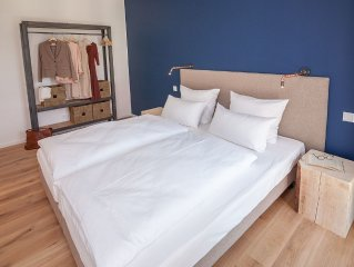 3-Zimmerferienwohnung 'Familie plus' mit Balkon und ca. 60qm fur max. 6 Personen