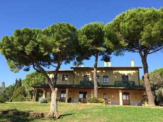 Casale Marittimo Appartamento Marrone 3 - Apartment for 4 people in Casale Mari