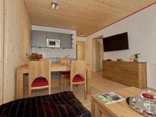 Wohnungstyp 1 - 57qm 2 Schlafzimmer fur max 4 Personen - Fewo Kerschbaum Bad Win