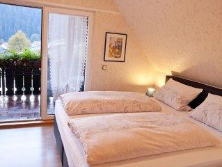 Ferienwohnung Kerstin mit 60qm, 1 separates Schlafzimmer fur maximal 4 Personen