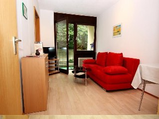 Apartment, 36 m2, 1 bedroom, max. 4 people