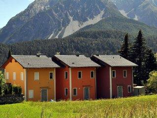Sehr schones, kleineres Reiheneinfamilienhaus an oberster Berglage mit herrliche