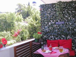 Apartment 25sqm - AAA - Attractive apartment Ammersee