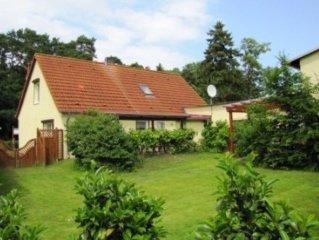 Ferienwohnung Typ 1 - Ferienhaus Roggow