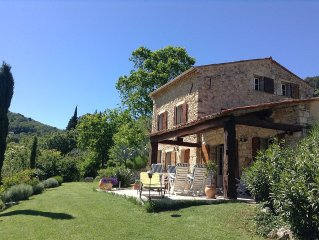 Rental with real Provence rental - La Bergerie