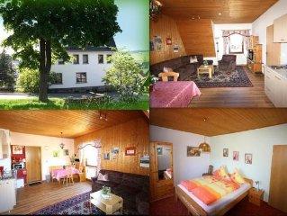 Ferienwohnung Sehmatal-Neudorf fur 2 - 3 Personen mit 1 Schlafzimmer - Ferienwoh
