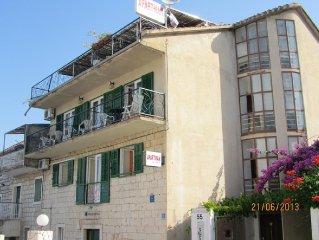 8264 A2(6+2) - Seget Vranjica, Riviera Trogir, Kroatien