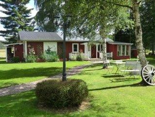 Ferienhaus Färgelanda für 4 Personen mit 2 Schlafzimmern - Ferienhaus