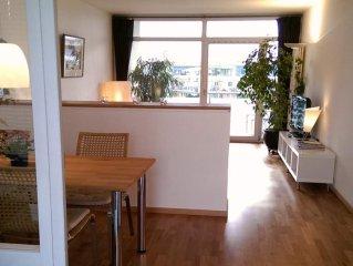 Ferienwohnung Himmelsblick, 64 m², 1-5 Personen - Ferienwohnung Himmelsblick