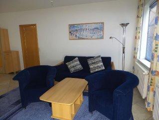 2-Raum-Wohnung - Ferienwohnung Villa Strandburg 34 im Ostseebad Binz, Rugen