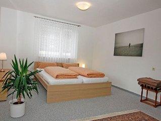 """Ferienwohnung """"Hörnleberg"""", 80 qm, 1 Schlafzimmer, max. 4 Personen"""