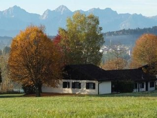 House Lechbruck for 1 - 6 people with 3 bedrooms - House
