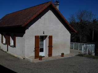 Rental St Jory de Chalais for 4 - 5 people with 2 bedrooms - Holiday house