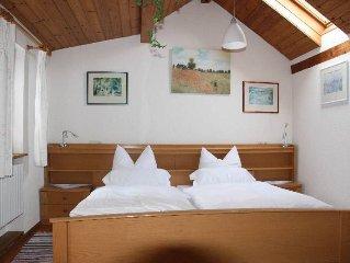 Ferienwohnung, 43qm, 1 Schlafzimmer, max. 2 Personen