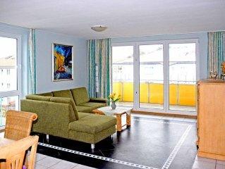 Strand1808-3-Räume-1-6 Pers.+1 Baby - Ferienhaus Strand18 strandnah Karlshagen