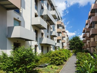 Apartment / Ferienwohnung - Style Penthouse Dresden Neustadt City