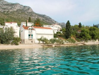 29759 A1 Plaza(4) - Brist, Riviera Makarska, Kroatien