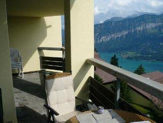 Ferienwohnung Beatenberg fur 2 - 4 Personen mit 1 Schlafzimmer - Ferienwohnung