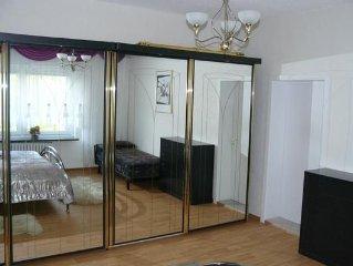 Ferienwohnung Zwickau fur 2 - 3 Personen mit 1 Schlafzimmer - Ferienwohnung in a