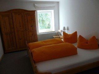 Ferienwohnung Oktavia mit ca. 58qm, 2 Schlafzimmer, für max. 4 Personen