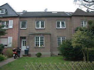 Ferienwohnung Wesel fur 2 - 4 Personen mit 2 Schlafzimmern - Ferienwohnung
