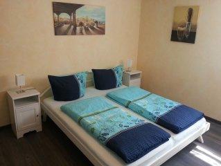 Nichtraucher-Ferienwohnung für max. 8 Personen - Gästehaus Dimura