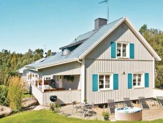 4 bedroom accommodation in Tranås