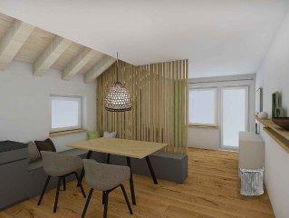 Apartment Hopfenhaus 6, 45qm, 1 Schlafzimmer, 1 Wohn-/Schlafraum, max. 2 Person