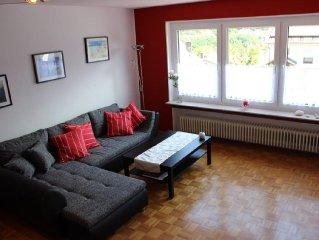 Ferienwohnung 2 Untergeschoss - Ferienhaus Zur Edertalsperre