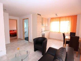 Ferienwohnung 5, 45qm, 1 Schlafzimmer, max. 2 Personen