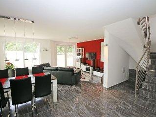 Haus Hannah Whg. 01 DHH mit Terrasse & Balkon - Haus Hannah mit 3 komfortablen F