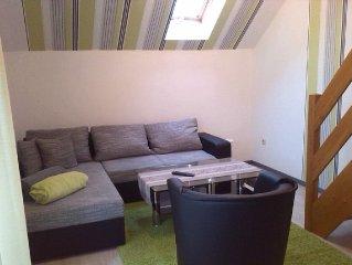 "Holiday Joschi (duplex) - Apartments ""On the small field"""