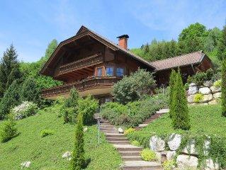 Ferienwohnung - Haus am Hügel mit eigenem Pool