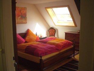 Ferienwohnung mit ca. 57 qm, 1 Wohn-/Schlafraum, für maximal 2 Personen