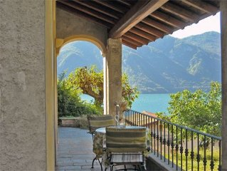 Casa Pradera is located in an elevated position and has a fantastic view of the