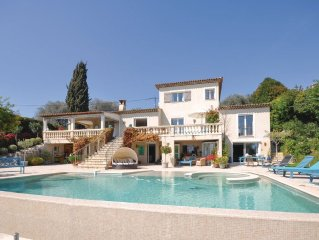 6 bedroom accommodation in La Colle sur Loup