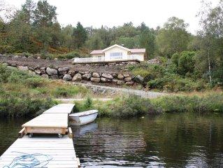 3 bedroom accommodation in Lyngdal